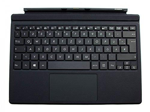 ASUS Transformer 3 Pro T303UA original Tastatur inkl. Topcase DE (deutsch) schwarz/schwarz mit Backlight