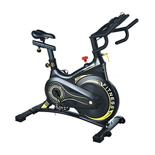 Indoor Hometrainer, Indoor Magnetische Weerstand Upright Bike Met App Program, Ultra-Quiet Huis Bicycle Adjustable Resistance & Comfortabele Stoel