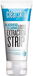 Avon clearskin blackhead clearing liquid extraction strip