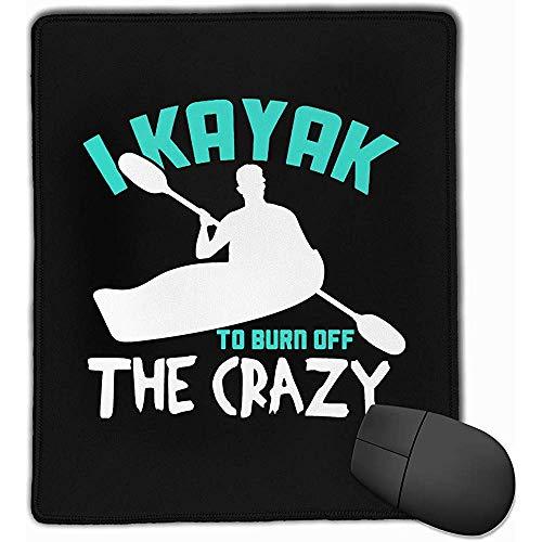 Madi Alfombrilla ratón I Kayak Quemar lo Loco Almohadillas