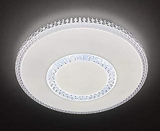 Plafon LED 72W C915 Con Regulable y Cambiar la Temperatura de Color con Control Remoto Alta Luminosidad Lámpara de Techo Φ490mm ONSSI LED