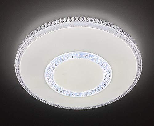 Lampada da Soffitto a LED 72W C915 Con Dimmerabile e Cambio Della Temperatura del Colore Con Lampada da Soffitto a Controllo Remoto Φ490mm ONSSI LED