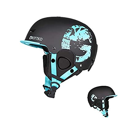 GROTTICO Ski-Snow Helmet for Kids-Youth-Women-Men - Snowboard Helmet Pass ASTM Certified Safety, 3 Sizes Options