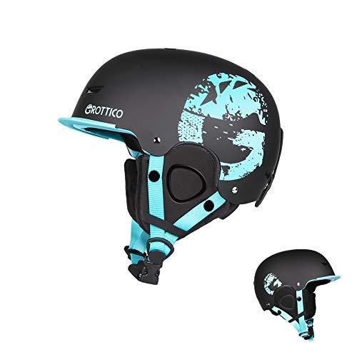 Ski-Snow Helmet for Men-Women-Youth-Kids - Snowboard Helmet Pass ASTM Certified Safety, 3 Sizes Options