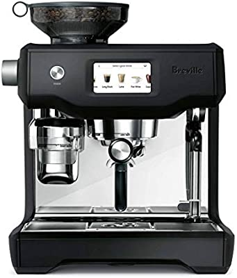 Breville Fully Automatic Espresso Machine, Oracle Touch (Black)