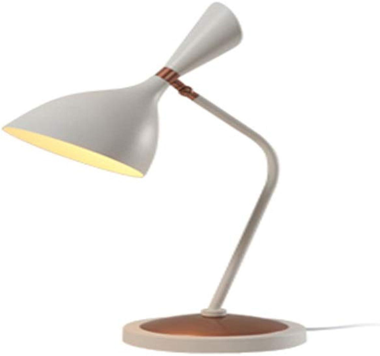 GABENG Taideng Kreative Lerntischlampe der der der nordischen Art schmiedeeiserne Trompetenlampe Tischlampe Studieren einfache Moderne Kunstnachttisch B07PRTV6XJ     | Kunde zuerst  d2a117