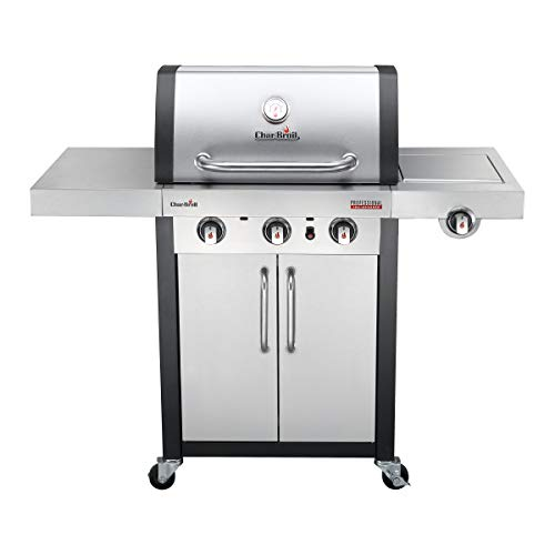 Char-Broil 140736 Professional Series 3400 S - 3 Burner Gas Barbecue Grill with TRU-Infrared™...