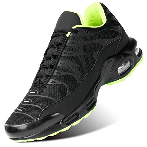 Mens Fashion Trainers Running Shoes Fitness Sneakers Air Cushion Casual...
