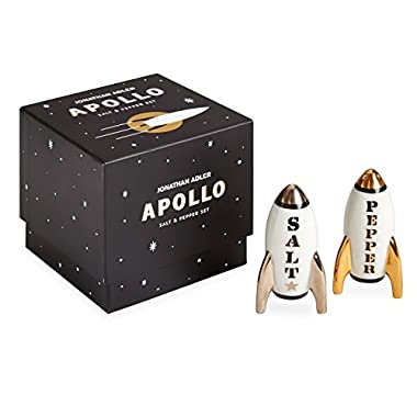 Jonathan Adler - Salt & Pepper Shakers - Apollo