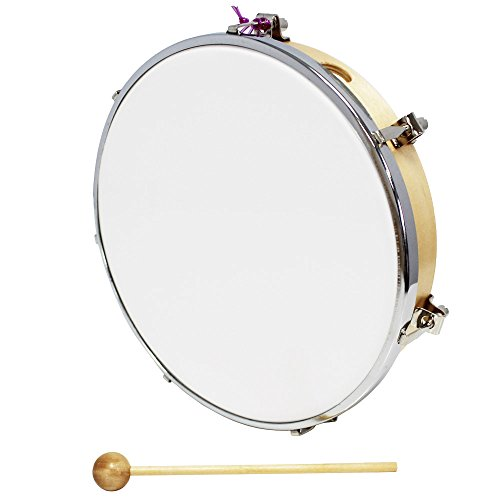 10 Import Royaume Uni Percussion Plus Tambourin 25,4 cm