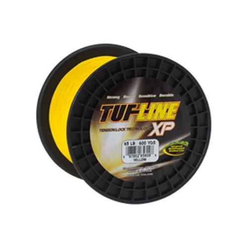 Tuf Line XP geflochtene Angelschnur, gelb, 2500-Yard/50-Pound
