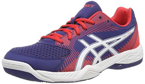 ASICS Herren Gel-Task Volleyball-Schuh, Blue Print/White, 44 EU