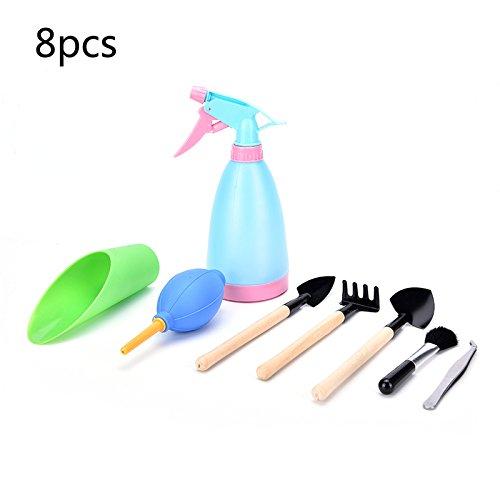 8/10/Lot Mini pelle Pelle Râteau Home Garden Combinaison d'outils de jardinage Outil Kits outils de jardin