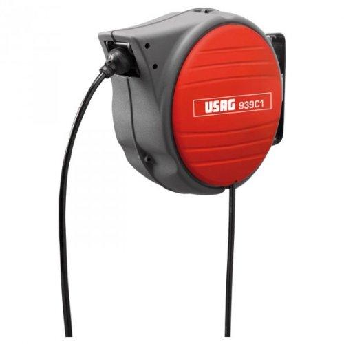 USAG 939 C1 Enrouleur de tuyau air 10 mm