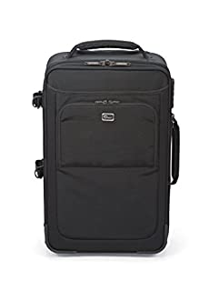 Lowepro LP36698-PWW, Pro Roller X200 AW Camera Bag, Fits 1-2 Pro DSLRs with Grip, 6-8 Lenses, Accessories, Personal Gear, 17 Inch Laptop, Tripod, Monopod (B00JV8GLRS) | Amazon price tracker / tracking, Amazon price history charts, Amazon price watches, Amazon price drop alerts