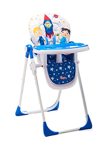 Piku Astronautas - Trona para bebés con...