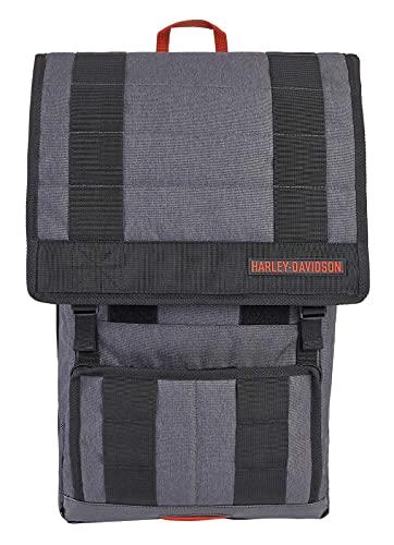 Harley-Davidson Commuter H-D Slim Flap Closure Backpack...