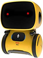 REMOKING Robot Toy for Kids,STEM Educational Robotics,Dance,Sing,Speak,Walk in Circle,Touch Sense,Voice Control, Your...