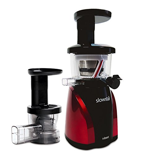 Tribest SW-2000-B Slowstar Vertical Slow Juicer and Mincer
