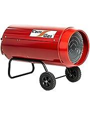 Com Gas 40A-Generador Aire Caliente Potencia 15.000/30.000 kcal/h, 72x36x49 cm