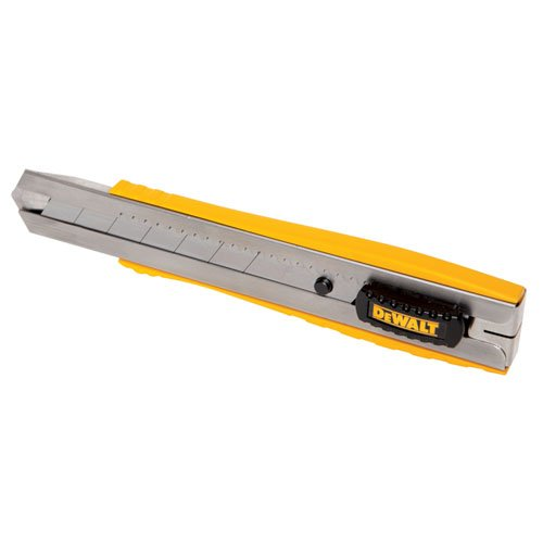DEWALT Utility Knife, Single Blade Snap-Off, 25mm (DWHT10045)