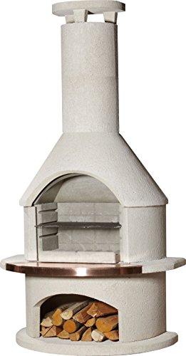 54cm Rondo Masonry Charcoal Barbecue