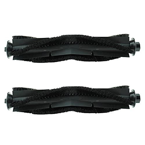 Bamboost Spazzole principali di ricambio compatibili con aspirapolvere robot Proscenic M8 M7 Pro