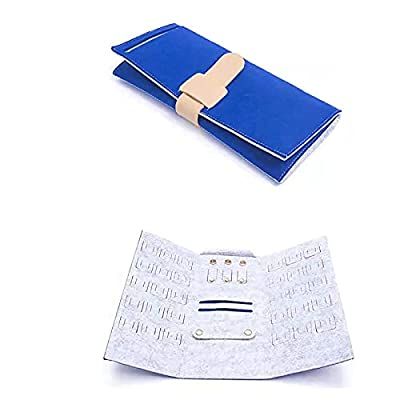 Amazon Promo Code for Travel Jewelry Roll Organizer Case Bag Soft Foldable 24092021115323