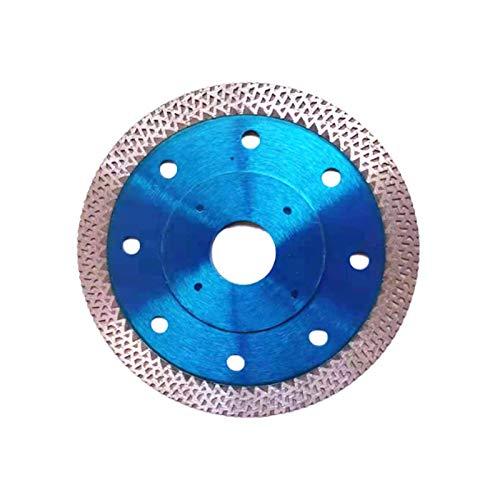 Disco de corte para azulejos y baldosas de 105mm con 20 mm de diámetro para cortar y rebanar azulejos finos y piedras naturales Professional Disco de accesorio para amoladora,7