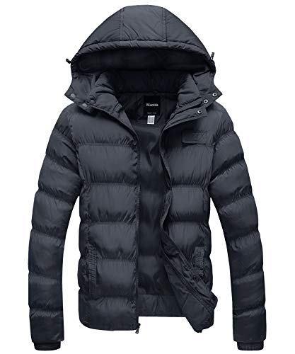 Down Jacket Men's 800 Fill