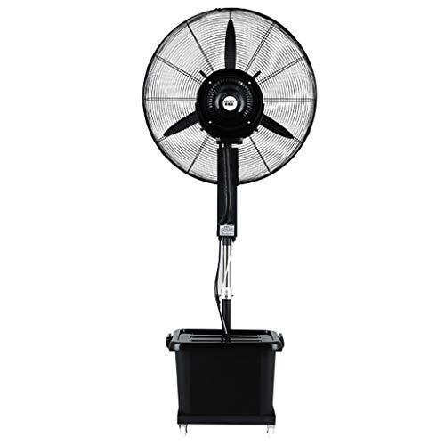 Jyfsa Ventilador de fábrica Ventilador de nebulización Ventilador de nebulización Ventilador de nebulización Ventilador de atomización Oscilación Izquierda Derecha Ventilador de nebulización
