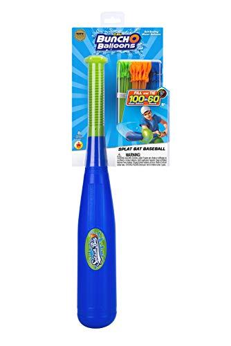 SHS-Yard ZURU Baseball Bundle - Bunch O Balloons - 105 Stück / 100 in 60 Sekunden / Schläger / selbstschließend / WASSERBALLONS / SELF Seal