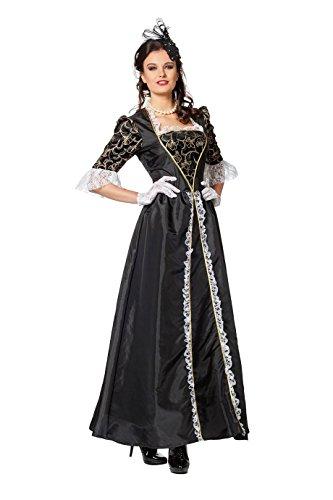 Wilbers & Wilbers Marquise Kostüm Kleid Damen Rokoko Barock Rennaissance