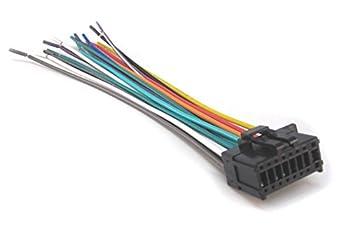 Mobilistics Wire Harness Fits Pioneer AVH-170DVD AVH-171DVD AVH-180DVD + More WH-P16A5
