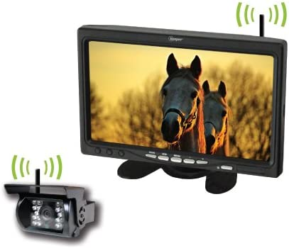 BEEPER Kit de Surveillance sans Fil RWEC100H : Amazon.fr: High-Tech