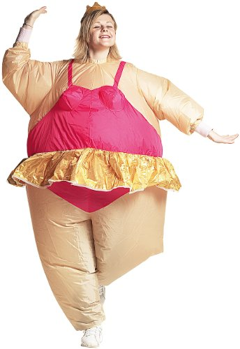 infactory Costume Gonflable Danseuse