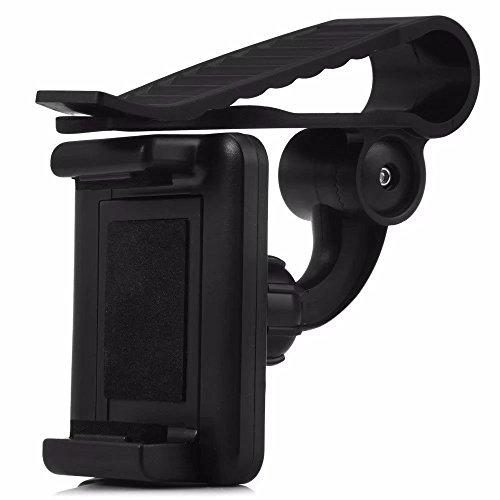 sun visor iphone holder - 5