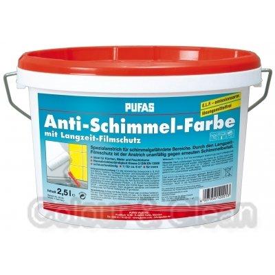 Pufas -   Anti-Schimmel-Farbe
