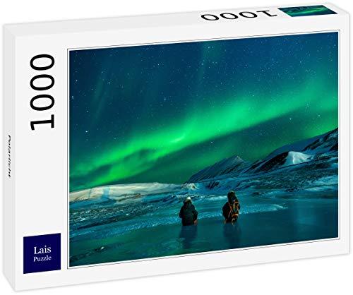 Puzzle Aurora Boreal 1000 Piezas