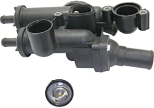 Thermostat Housing compatible with Caliber 07-12 / Compass/Patriot 07-17 Assembly 4 Cyl Eng.
