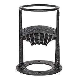 professional Inertia Log Splitter-Manual Cast Iron Log Splitter-No Sharp Edges-No Axis! The safest way …