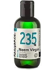 Naissance Neemolie/Naaiolie natief (nr. 235) 100 ml biologisch gecertificeerd 100% puur