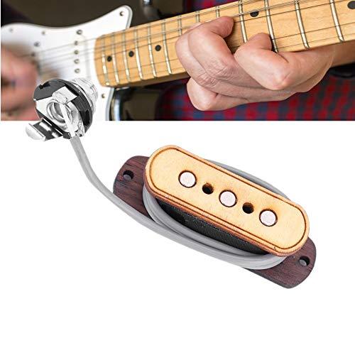 4pcs Shielding 4 Core E Gitarren Inner Circuit Verbindungskabel schwarz