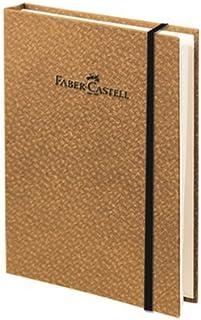 Faber-Castell 5075400809 Bambu Serisi A6 Ciltli Çizgisiz Açık Kahve Açık Kahve