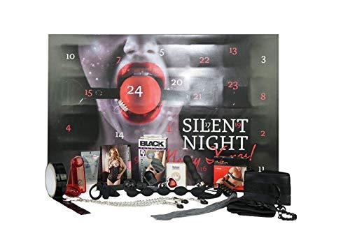 Orion Erotischer Fetisch Adventskalender 2020 - WERT 350 € - Für Paare, 24 aufregende Sex Geschenke, Pärchen Erotik Advent Kalender