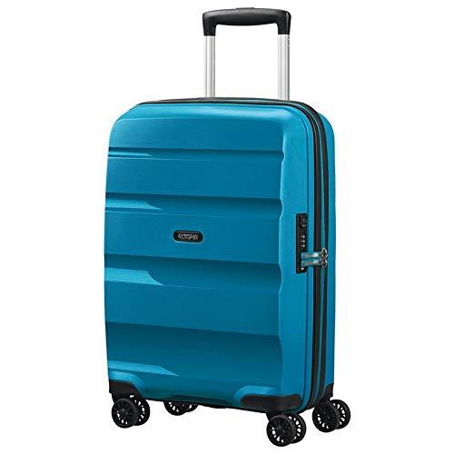 American Tourister Bon Air DLX Maleta con 4 ruedas azul 55 cm