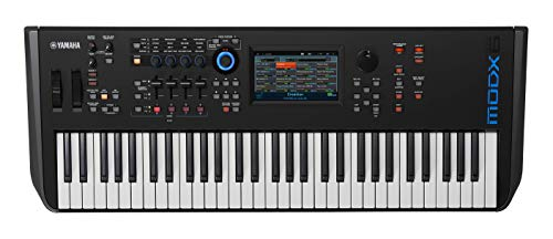 Yamaha MODX6 61-Key Synthesizer Workstation