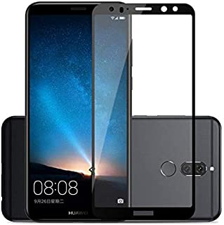 Huawei Mate 10 Lite 3D Full Screen Surfaces Tempered Glass Screen Protector BLACK
