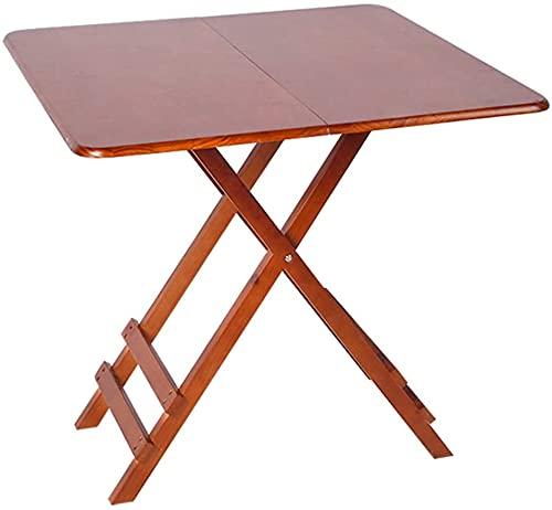 Betttisch Klapp Mahjong Table Solitaire Catering Poker Dominosteine Leichte quadratische Tabelle Vierbeinige Mahjong-Tabelle Kann als Frühstückstablett oder Zeichnungstisch tragbarer Lap-Tisch verwe