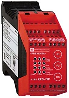 SCHNEIDER ELECTRIC XPSMP11123 Safety Relay 300-Volt 2.5-Amp Preventa